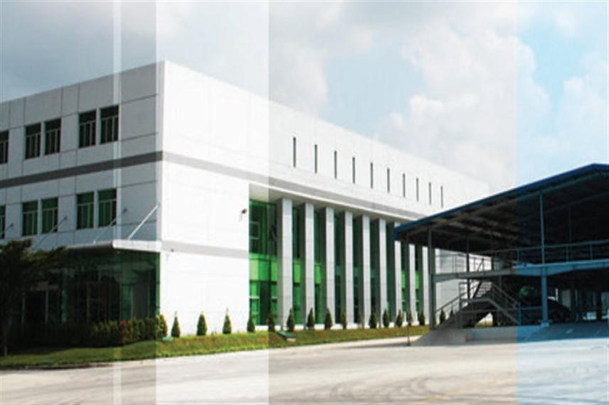 Nhà xe - nhà ăn Công ty TNHH Long Yi Industrial VN