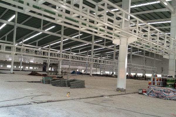 Nhà máy nhuộm - Công ty TNHH Formosa Taffeta Việt Nam