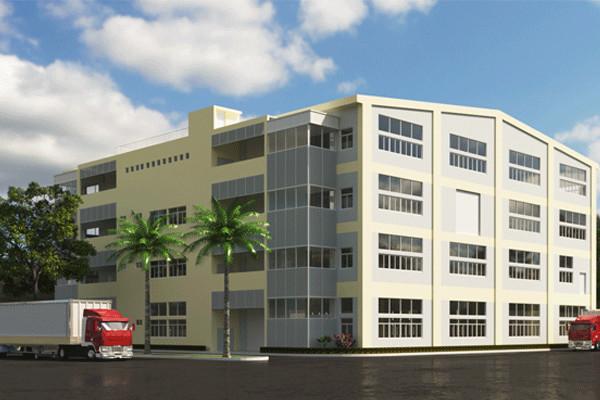 Nhà xưởng 4FCủa công ty TNHH Freetrend Industrial A (Việt Nam)