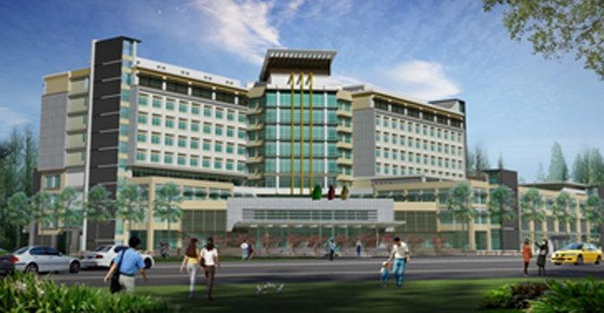 Bệnh viện THÀNH PHỐ MỚI -  CLASS 10,000
